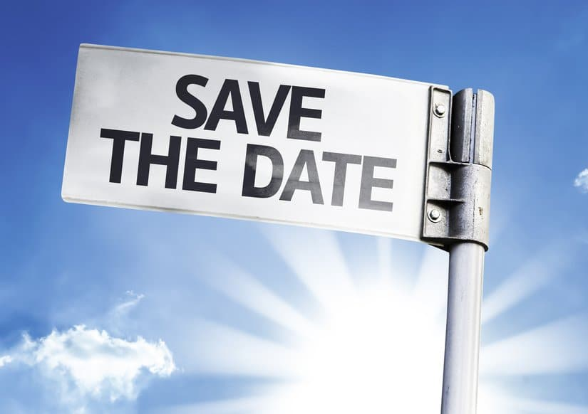 tenfold Save The Date 2